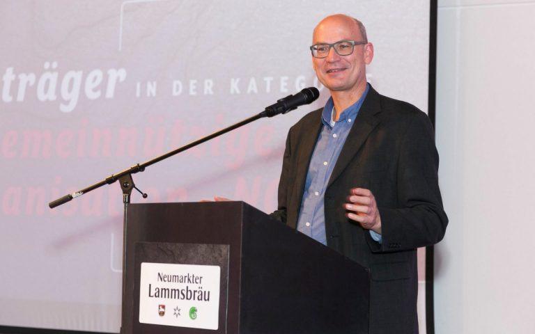 Filmproduzent Valentin Thurn