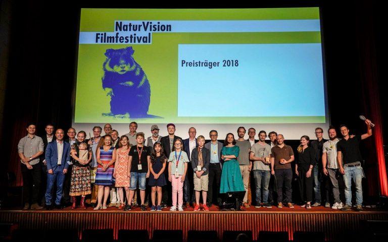 NaturVision Filmfestival Preisträger 2018