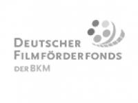 Deutscher Filmförderfonds der bkm Logo